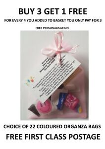 Personalised Hen Party Hangover Survival Kit Bride ** OFFER BUY 3 GET 1 FREE **