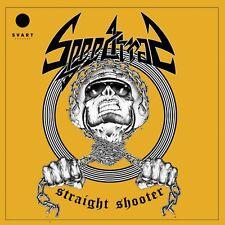 "SPEEDTRAP -  Straight Shooter 7"" (NEW*LIM.500 BLACK VINYL*SPEED METAL*RANGER)"
