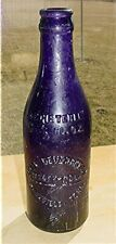 PURPLE  ! JITNEY-COLA UNION BEVERAGE CO. KNOXVILLE, TENN.(TENNESSEE) CROWN TOP