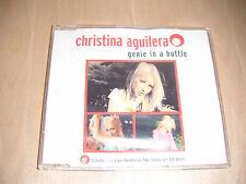 Christine Aguilera - Genie In A Bottle CD single