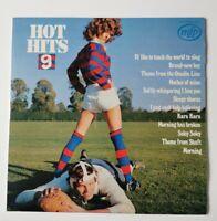 """HOT HITS 9 (MFP 5250) 12"""" Vinyl LP EX/EX"""