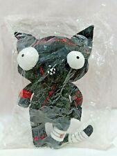 "Emily the Strange Zombie Kitty Plush Doll L'il Strangers Limited Ed MIB 10"""