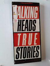 Talking Heads TRUE STORIES cd '86 JAPAN NEW LONGBOX(longbox)David Byrne.Tom Club