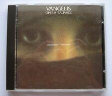 Vangelis - Opera Sauvage 1979 New Age Music Original Polydor West German CD