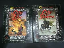 Legend of the Five Rings City of Lies L-1 GM's Guide and Player's Guide