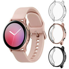 (3 Pack)For Samsung Galaxy Watch Active 2 40mm/44mm TPU Screen Protector Cover