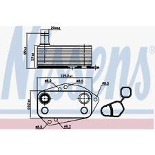 Nissens Ölkühler, Motoröl Land Rover Freelander 90890 Land Rover Freelander LN