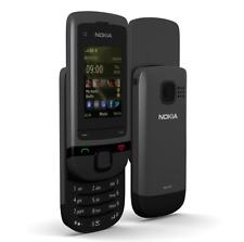 Brand New Nokia C2-05 Slide touch Black Red Blue Unlocked Slide Phone