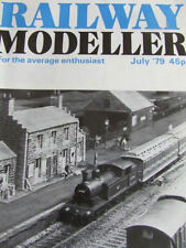 Railway Modeller Rail July Transportation Magazines