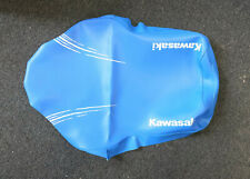 Kawasaki KX 500 1992 Style Blue Seat Cover will fit 1988 to 2004 KX500