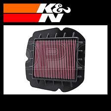K&n Motocicleta Filtro De Aire Filtro De Aire Para Suzuki SFV650 Gladius | SU-6509