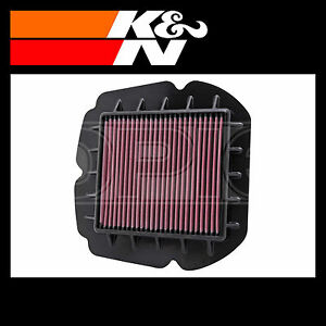 K&N Air Filter Motorcycle Air Filter for Suzuki SFV650 Gladius | SU-6509