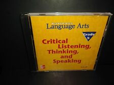 Mcgraw-Hill Language Arts Grade 5 Audio CD B224