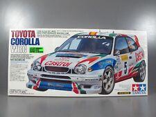 Rare New Tamiya 58218 RC 1/10 Toyota Corolla WRC Castrol 4WD TA-03R Bell Drive