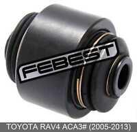 Arm Bushing Rear Assembly For Toyota Rav4 Aca3# (2005-2013)