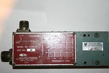 NARDA  3044-10 Directional Coupler.  4 to 8GHz,  10dB.  N(F)
