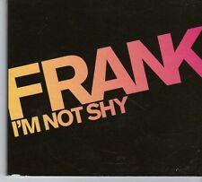 (EU976) Frank, I'm Not Shy - 2006 DJ CD