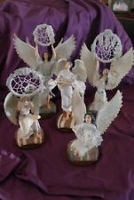 Bradford Exchange - Native Dreams Collection 5 Figurines 2004