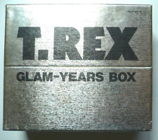 T. REX - Glam-years box - jap. 3-CD-Box + 2 Bonusdiscs