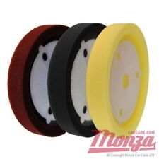 "6x 7"" Flexipads Machine Polisher ULTIMATE Foam Pads Kit fits Meguiars G220, DAS6"
