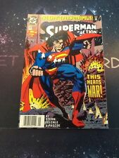 DC Action Comics 699 The Battle For Metropolis VF/NM Stern Felchle Pascoe