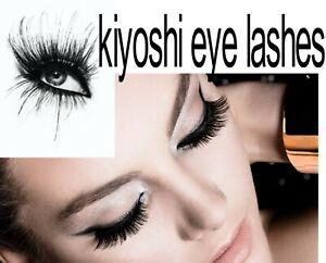 KIYOSHI Professional Eyelashes -1 pair/3 pairs/5 pairs selections- USA SELLER!