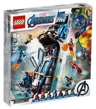 Jeux de construction LEGO Iron Man Marvel Super Heroes
