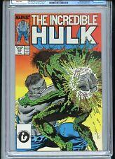Incredible Hulk #334 CGC 9.8 White Pages McFarlane