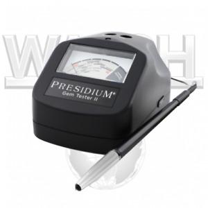 Presidium Edelstein Thermal Tester II / Farbig Stein Schätzfunktion Dial ( Pgt