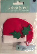 """Jolee's Boutique """"Santa Hat"""" Dimensional Embellishment"""