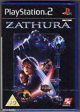 PS2 Zathura (2006), New & Sony Factory Sealed