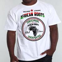 Africa T-Shirt Black History African Wakanda Zulu Kemet Melanin XIV TEE