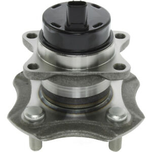 Wheel Bearing and Hub Assembly-C-TEK Hubs Rear Centric 407.44005E