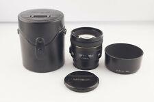 Minolta AF 85mm 1:1.4 für Sony A / Minolta A Mount # 5472