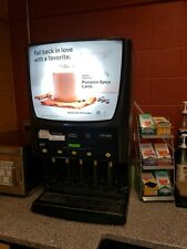 Sre Curtis 5 Flavor Cappuccino Machine Commercial Restaurant Equipment