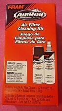 Fram AIRHOG PK1, Air Filter Cleaning Kit, K&N Compatable