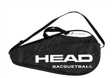 Head Racquetball Cover Full Cover Shoulder Strap Deluxe