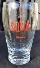 St Feuillien Saison 0.33CL Ritzenhoff Cristal Beer Glass NEW! FREE SHIPPING!