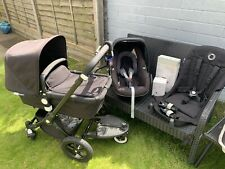 Bugaboo Cameleon 3 and Maxi-Cosi Pebble Complete Bundle