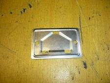 plaque centrale attache cartable bagster