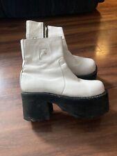 Fluevog Vintage Platform Boots