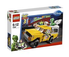 NEW SEALED LEGO TOY STORY 7598 Pizza Planet Truck Rescue 5 STAR SET BRILLIANT