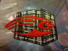 Star Trek Next Generation Borg Cube & Embelm Patch P206
