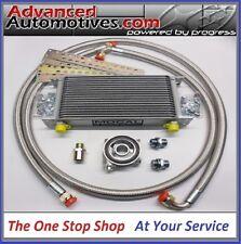 Subaru Impreza STi WRX Mocal Hispec Competition 16 Row Oil Cooler Kit IN BLACK