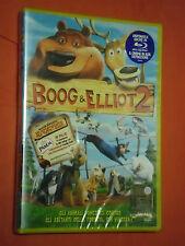DVD ANIMAZIONE- DA COLLEZIONE-WALT DISNEY-BOOG E ELLIOT 2- SIGILLATO