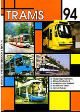 Trams 1994 reich bebildertes Jahrbuch in Holländisch