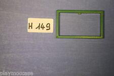 (H149) playmobil pièce cadre fenêtre maison western 3423/3424/3425