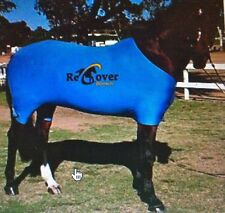 Recover Therapeutic Horse Pony Blanket Heat HOT Cold ICE Therapy Small Treatment