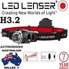 New Model Genuine Led Lenser H3.2 Headlamp Authorised Aussie Seller