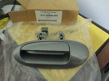 Door Handle Rear Outer Smooth Grey Driver Side Left LH LR for Taurus Sable Oem